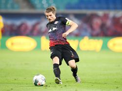 Marcel Sabitzer blickt auf eine erfolgreiche Saison zurück