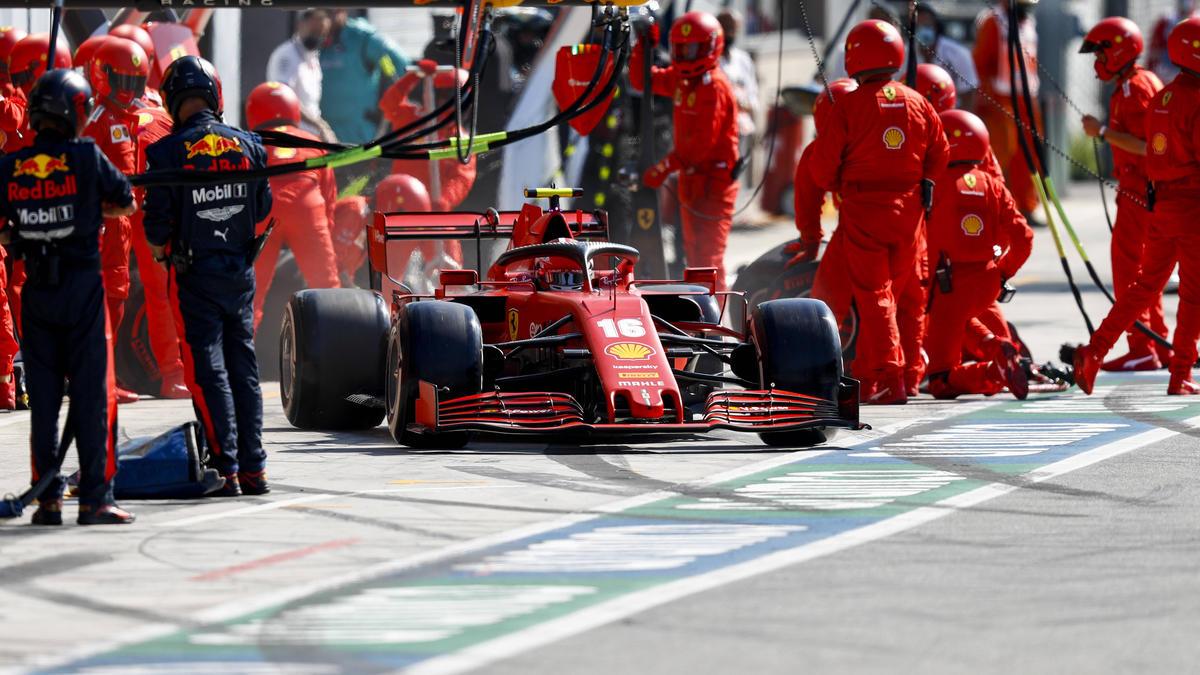 Ferrari will 2021 mit neuem Motor starten
