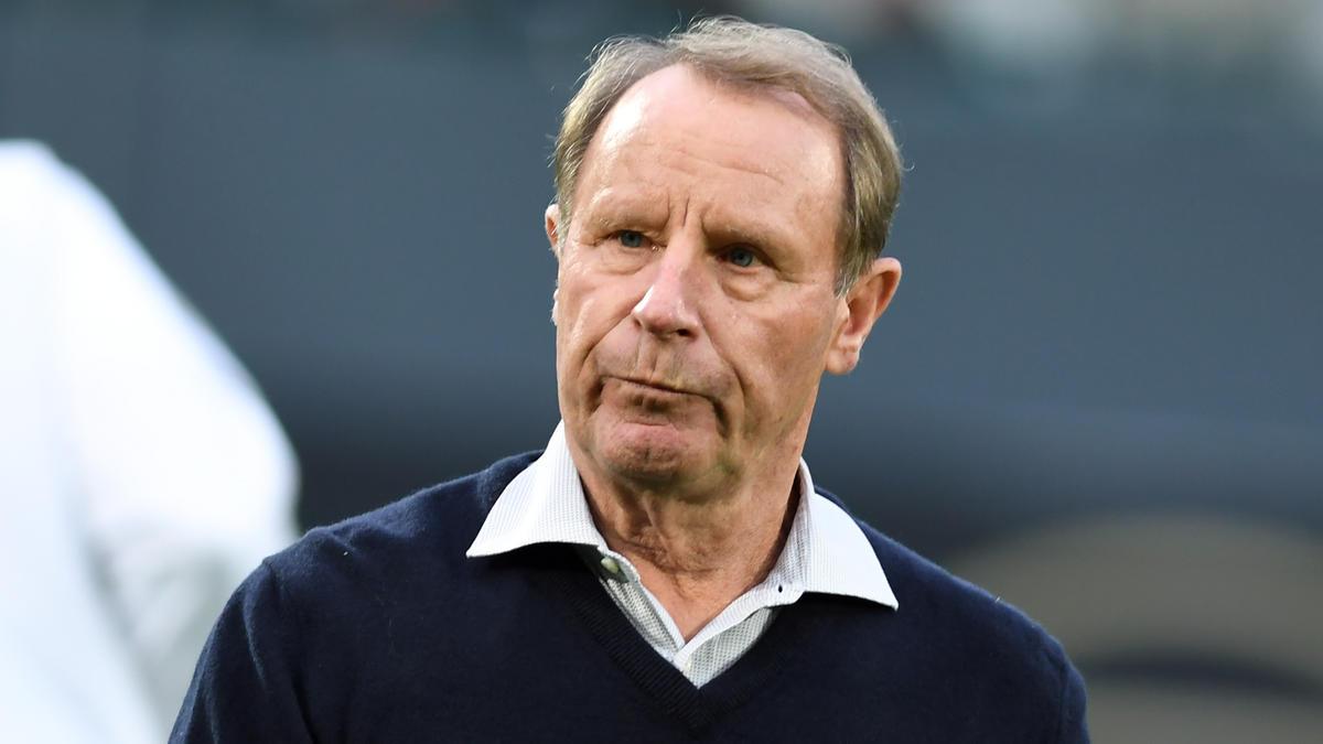 Berti Vogts warnt Gladbach davor, Marco Rose gehen zu lassen