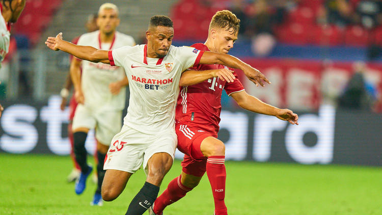 Der FC Bayern hat den FC Sevilla niedergerungen