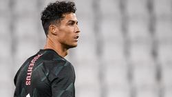 Cristiano Ronaldo muss nach seinem positiven Corona-Test weiter in Quarantäne bleiben