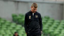 Irlands Coach muss auf einen Spieler verzichten