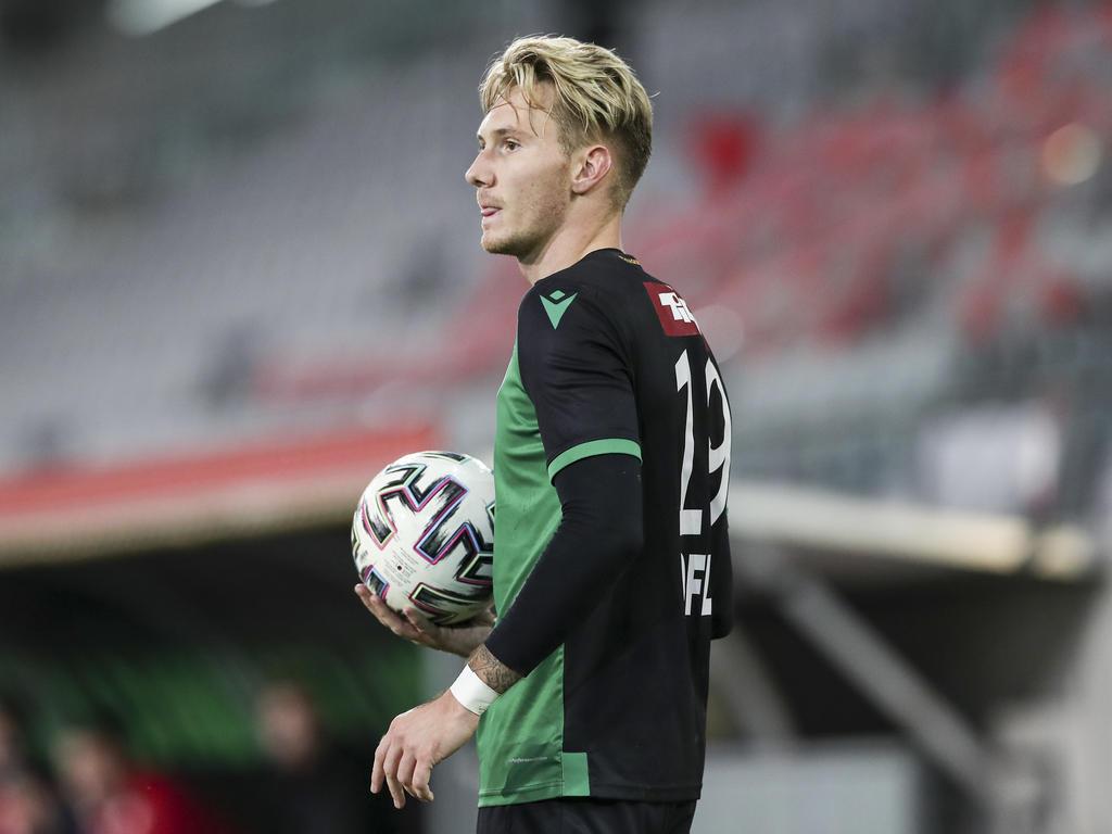 Kickt Thomas Kofler bald in der Bundesliga?