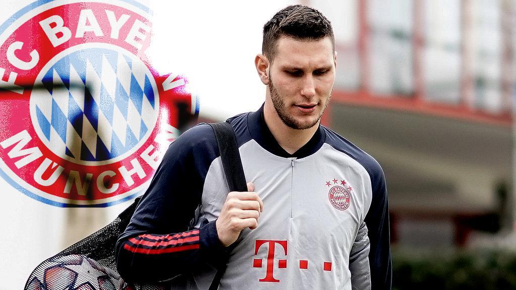 Niklas Süle ist beim FC Bayern derzeit nicht unumstritten