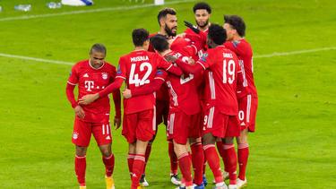 Hart erkämpfter Erfolg für den FC Bayern
