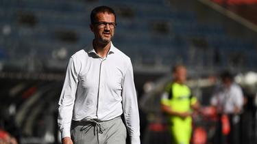Heiß umworben: Topmanager Fredi Bobic von Eintracht Frankfurt