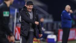 Edin Terzic jubelte über den ungefährdeten Derbysieg seines BVB