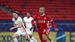 Thiago (r.) zeigte gegen Leipzig eine gute Leistung