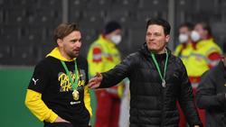 Marcel Schmelzer (l.) wird dem BVB wohl auch nach der aktiven Karriere erhalten bleiben