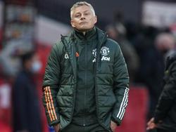 Ole Gunnar Solskjær hofft auf ersten Titel als United-Coach