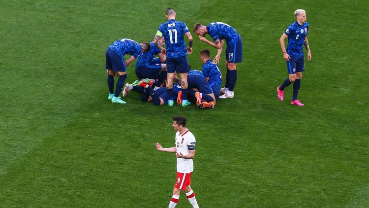 Die Slowakei hat Polen überraschend geschlagen