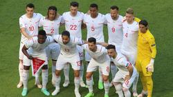 Die Schweizer müssen gegen Italien punkten