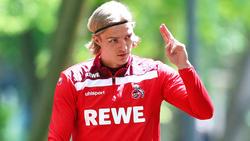 Sebastiaan Bornauw will den 1. FC Köln verlassen
