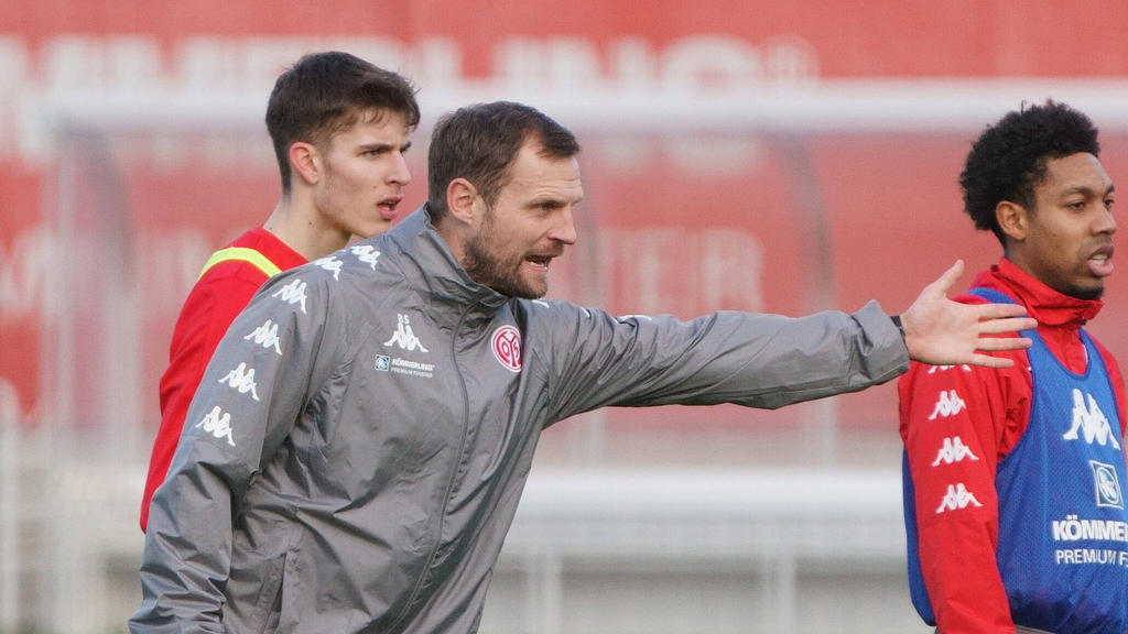 Bo Svensson bereitet sein Team auf die neue Bundesliga-Saison vor