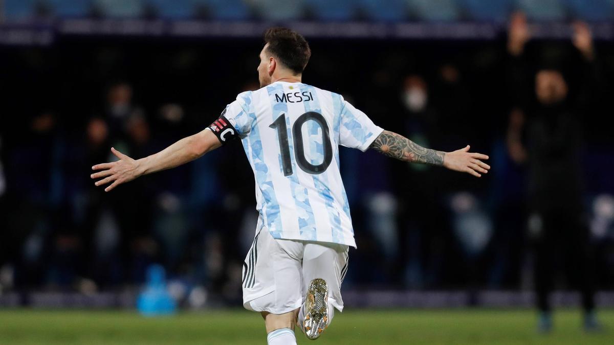 Lionel Messi und Neymar überzeugten bei der Copa América