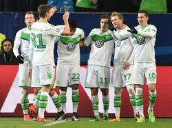 André Schürrle logró el único gol del partido ante el Gante. (Foto: Getty)