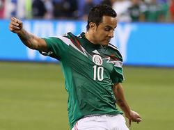 """El """"Chapo"""" Montes no fue llamado al 'Tri' desde que se lesionó de gravedad el 31 de mayo de 2014. (Foto: Getty)"""