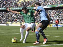 Godín führt Uruguay in La Paz zum Sieg