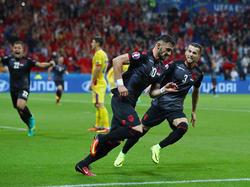 Albania Romania