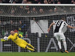 Higuaín trifft gegen Tottenham