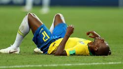 Fernandinho wurde wegen seines Eigentor-Patzers im WM-Viertelfinale wüst beschimpft