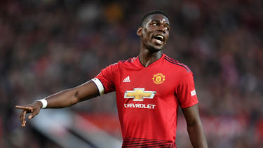 Paul Pogba steht in der Kritik