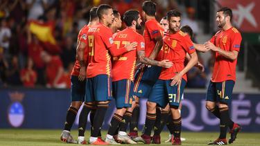 Casi todos los goles de la Roja fueron bonitos. (Foto: Getty)