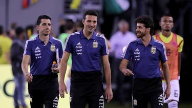 Böse Überraschung für Argentiniens Fußballer um Scaloni