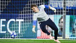 Schalke-Schlussmann Nübel steht erstmals in der Königsklasse zwischen den Pfosten