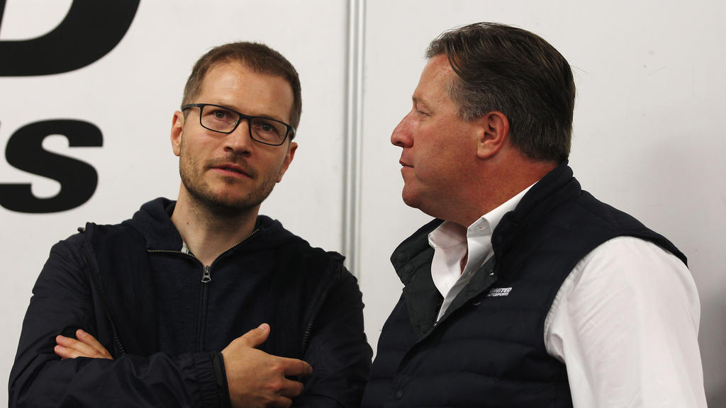 Andreas Seidl wird de facto neuer Chef des McLaren-Formel-1-Teams
