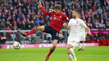 El conjunto bávaro desperdició una renta de 3-1. (Foto: Getty)