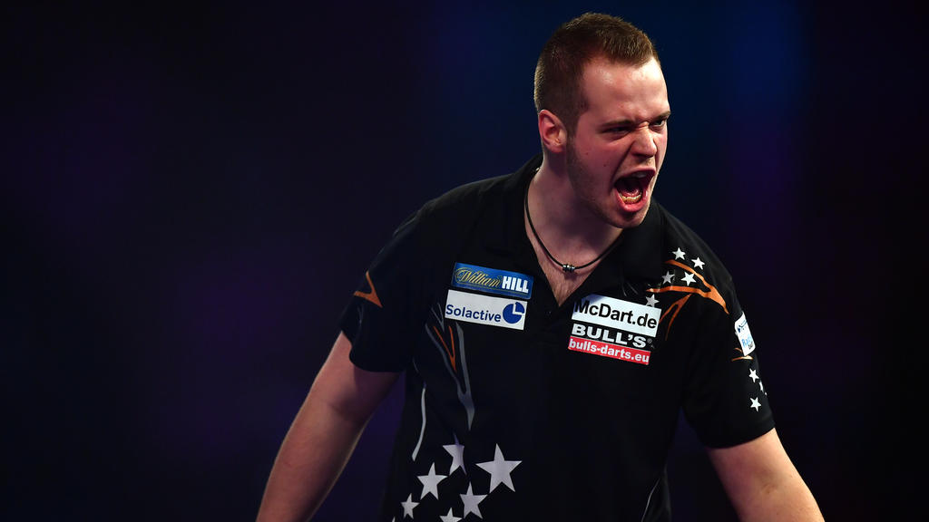 Max Hopp darf in der Premier League in Berlin ran