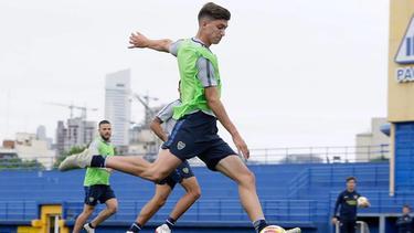 Leonardo Balerdi soll kurz vor einem Wechsel zum BVB stehen (Bildquelle: Instagram)