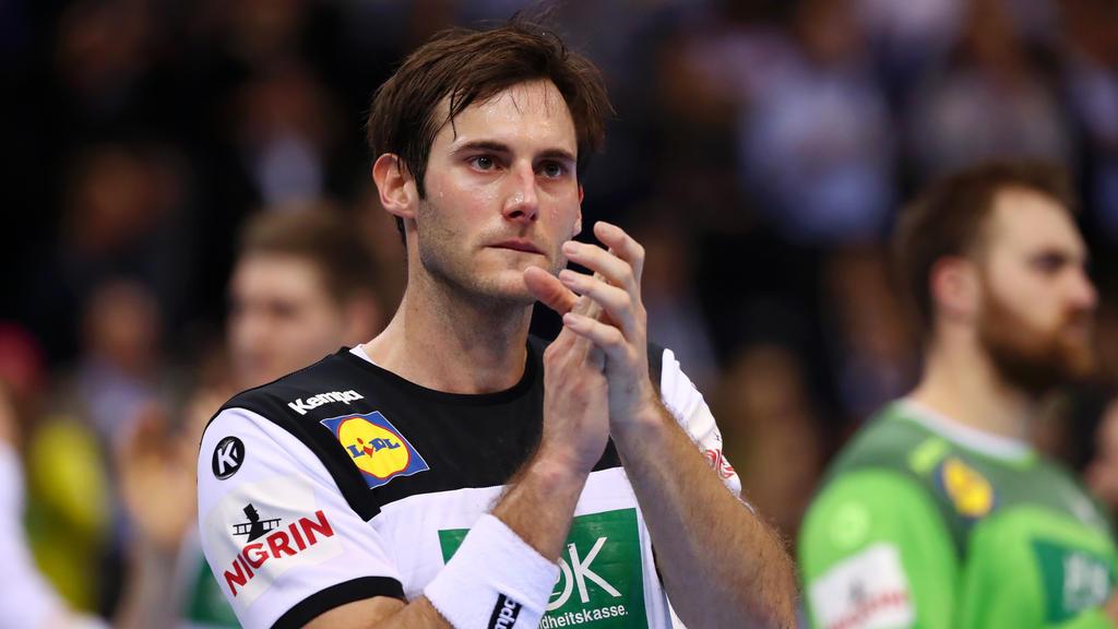 Uwe Gensheimer bleibt bei der Handball-WM ohne Titel