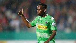 Ibrahima Traoré ist ins Mannschaftstraining von Gladbach zurückgekehrt