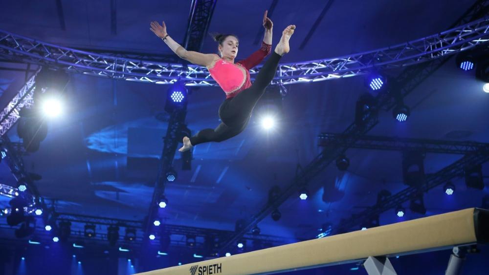 Pauline Schäfer hat weiter Chancen auf das Finale