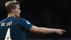 Matthijs de Ligt ist der neue Hoffnungsträger bei Juventus