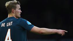 Matthijs de Ligt wird Ajax Amsterdam verlassen