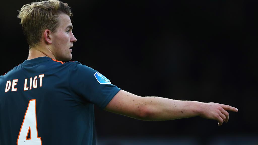 Matthijs de Ligt kassierte Absage des FC Bayern