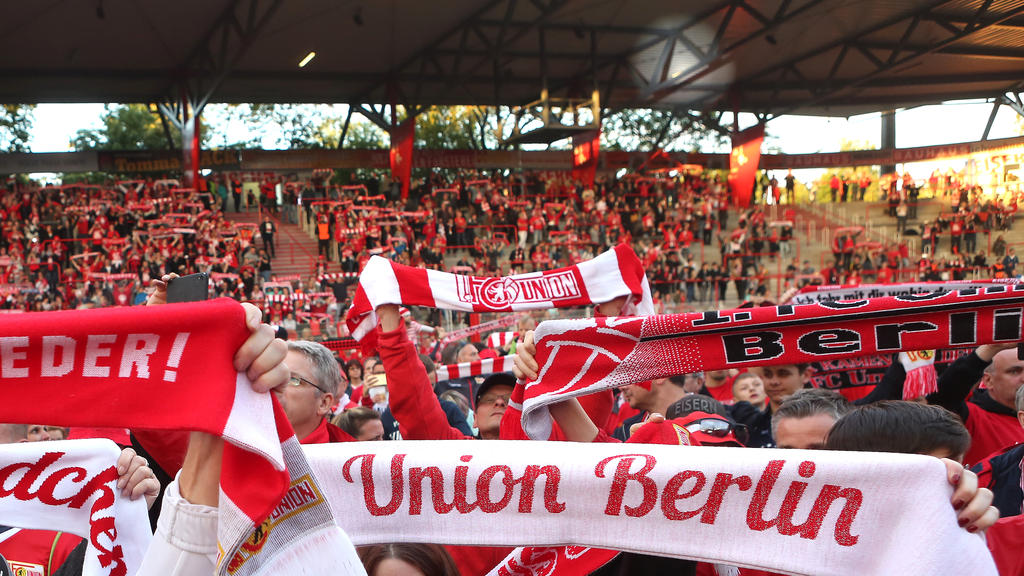Union Berlin bekommt einen neuen Hauptsponsor