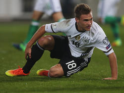 Joshua Kimmich ist Newcomer bei Bayern München und im DFB-Team