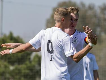 Die DFB-Auswahl durfte auch gegen Irland mehrfach jubeln