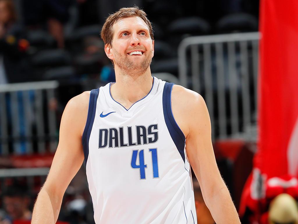 Dirk Nowitzki und die Dallas Mavericks waren erneut erfolgreich