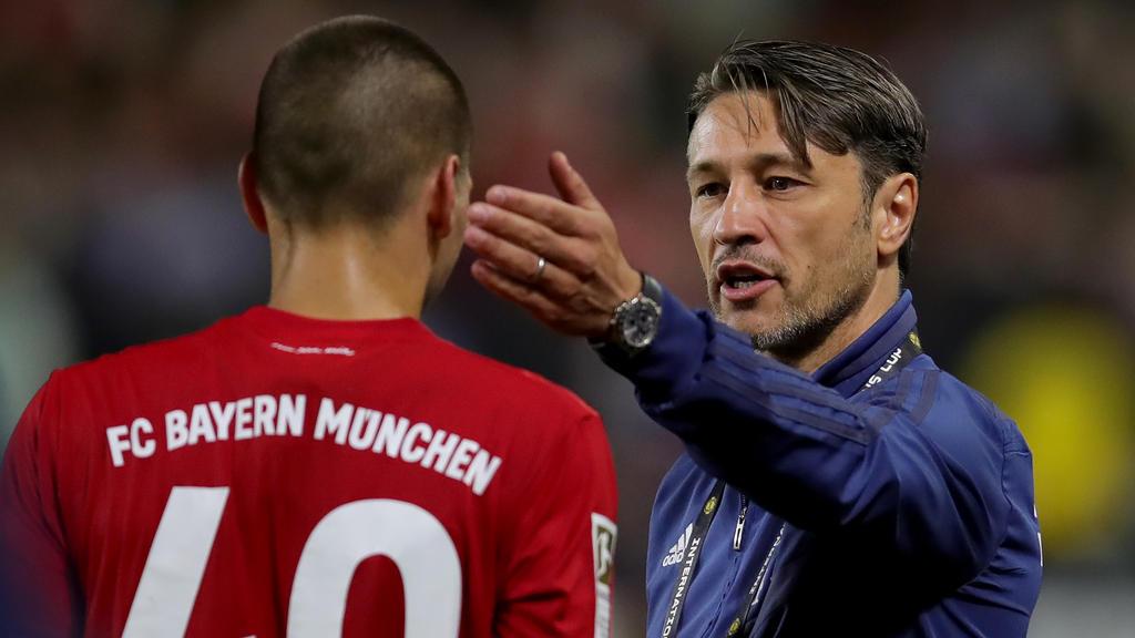 Niko Kovac hat mit dem FC Bayern noch einige Härtetests vor sich