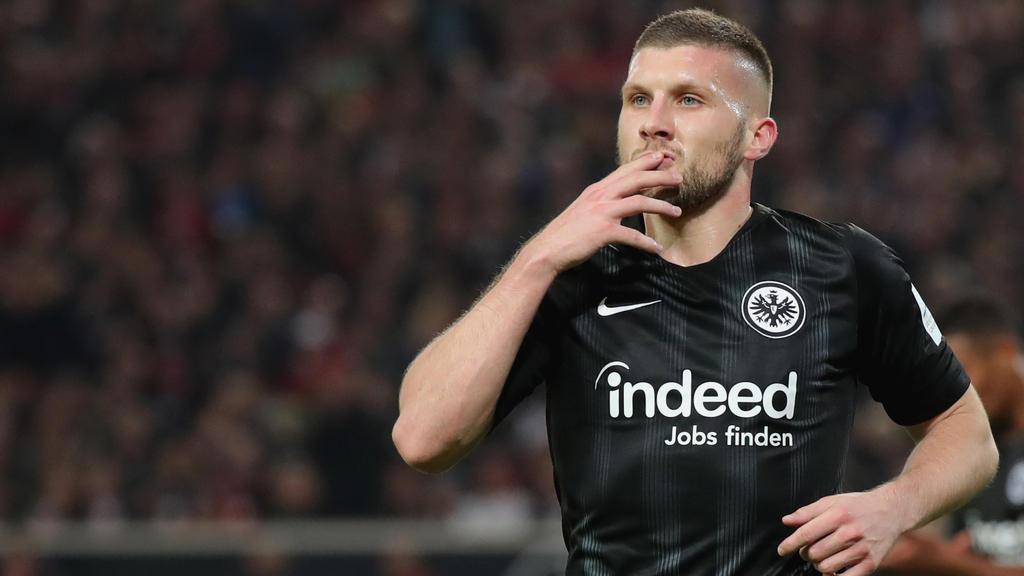 Bleibt Ante Rebic ein weiteres Jahr bei Eintracht Frankfurt?