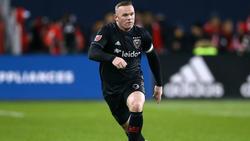Wayne Rooneys Zeit in den USA ist vorbei