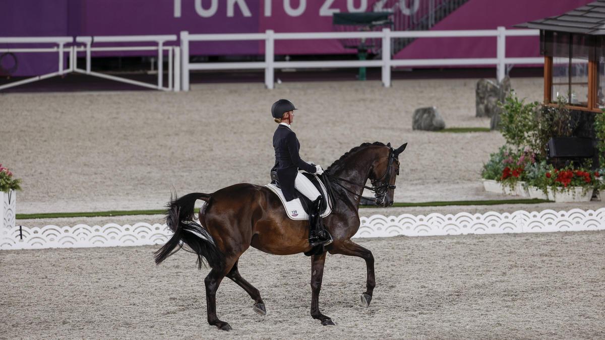 Jessica von Bredow-Werndl siegt mit Dalera im Grand Prix