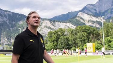 BVB-Sportdirektor Michael Zorc kann wohl bald einen neuen Schützling begrüßen
