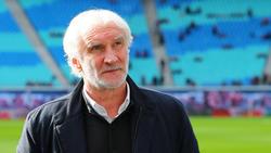 Reifte in Bremen zum Weltstar: Leverkusen-Sportchef Rudi Völler