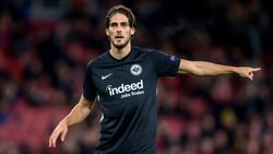 Goncalo Paciencia fehlt Eintracht Frankfurt mit einer Muskelverletzung